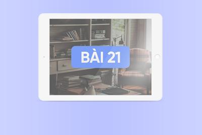 [Ngữ pháp N2] Bài 21
