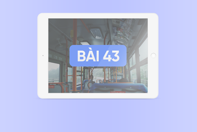 [Ngữ pháp N4] Bài 43
