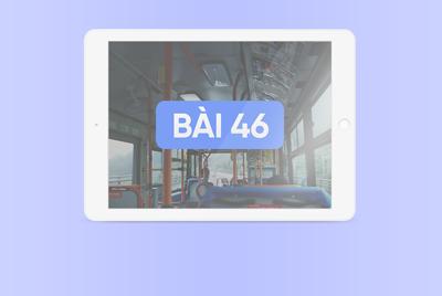 [Ngữ pháp N4] Bài 46